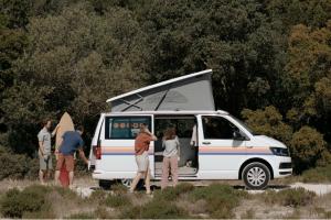 Indie Campers retoma atividade com política rigorosa de higiene e segurança