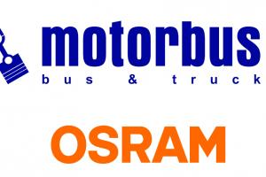 Motorbus é distribuidor oficial da OSRAM
