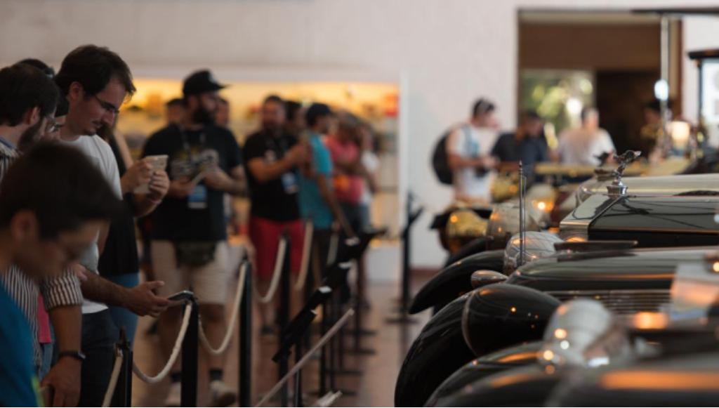 Museu do Caramulo reabre com entrada livre para profissionais de saúde