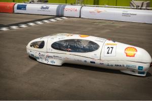 NGK Spark Plug participa ativamente na Shell Eco-marathon