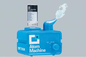 RPL Clima inclui na sua oferta tratamento purificador Atom Machine