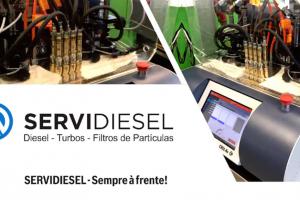 Servidiesel apresenta Programa de Injetores VDO Reconstruídos