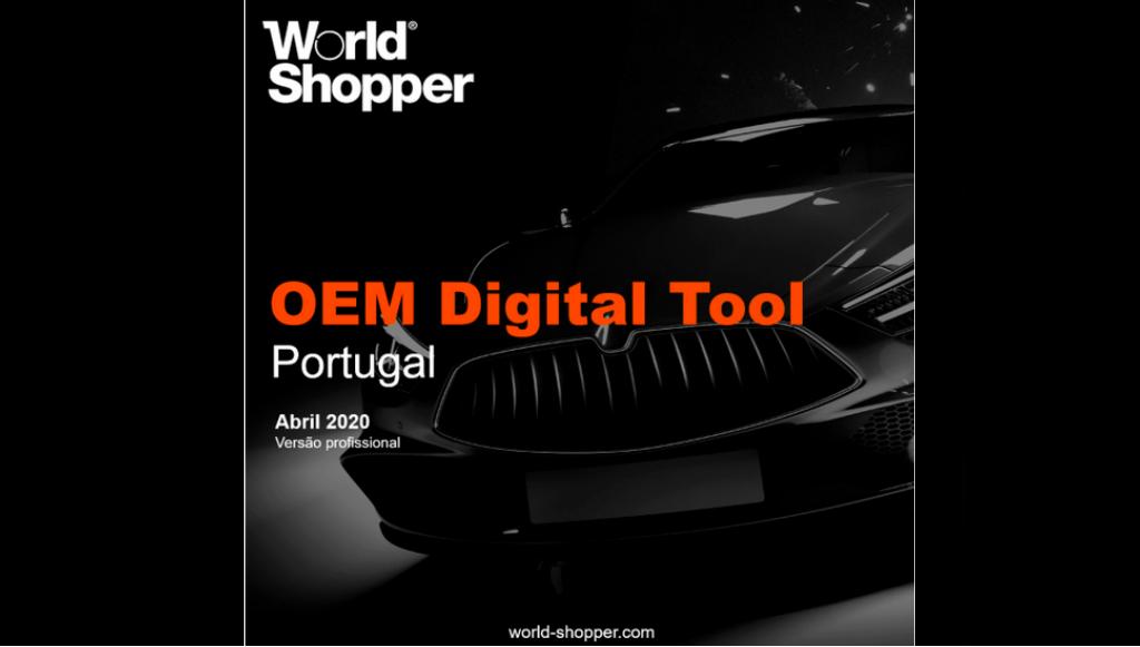 É possível comprar carro <em>online</em> em Portugal? O World Shopper tem a resposta