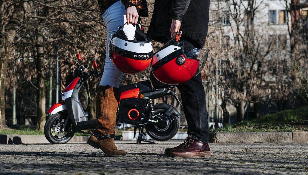 ACCIONA torna-se maior operador de motociclos partilhados