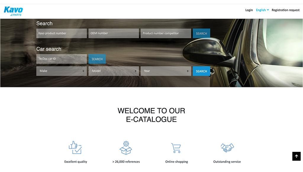 KAVO lança o novo portal e loja online