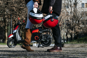 ACCIONA torna-se no maior operador global de motociclos partilhados