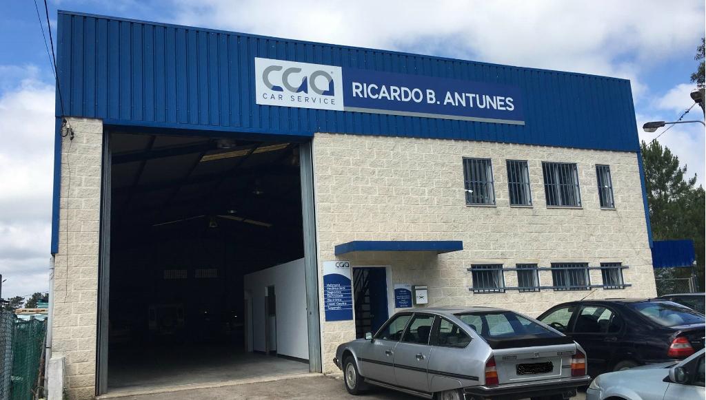 Ricardo B. Antunes junta-se à CGA Car Service