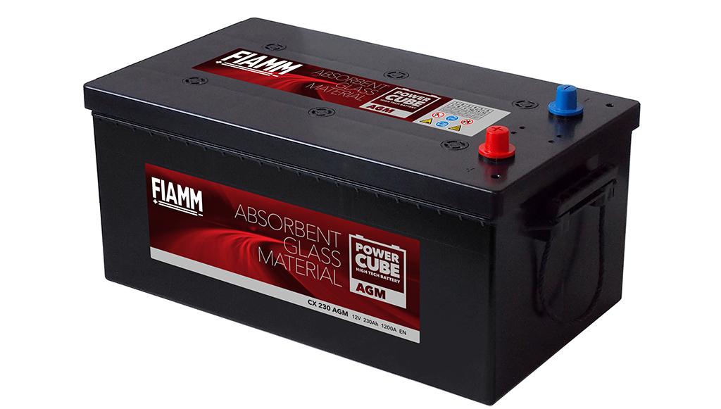 FIAMM apresenta gama de baterias powerCUBE AGM