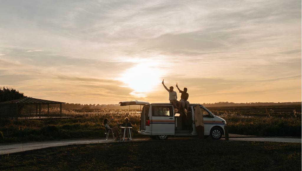 Procura doméstica por férias em autocaravana cresce 470% em junho