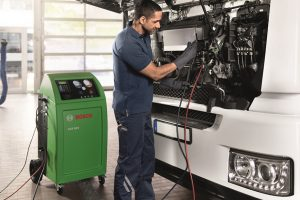 Bosch aluga equipamentos de ar condicionado