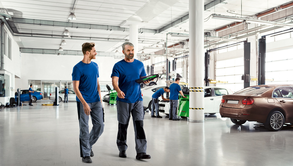 Bosch atualiza software de oficina ESI[tronic]
