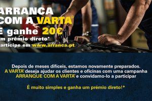 Campanha Varta apoia canal de distribuição