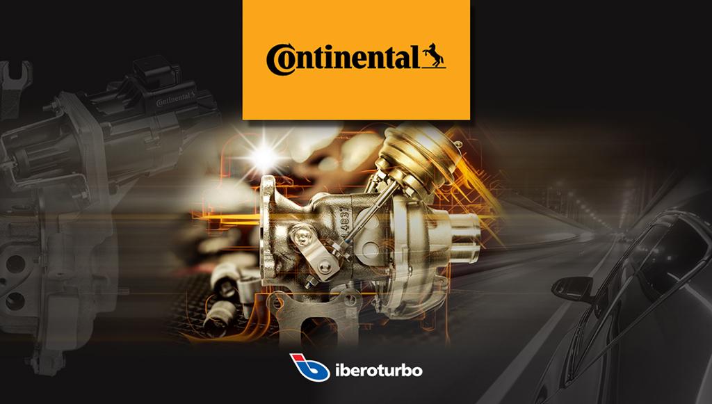 Continental nomeia Iberoturbo parceiro especialista