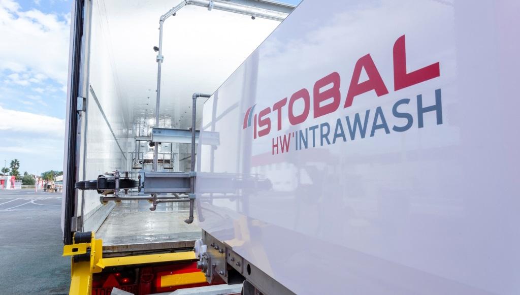 ISTOBAL lança equipamento para desinfeção de camiões