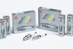 NGK apresenta duas novas velas para motos