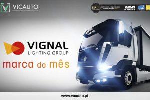Vicauto destaca produtos Vignal Lighting em julho