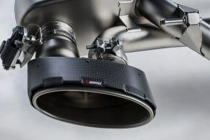 Akrapovič apresenta novo escape para Audi RS 6 e RS 7