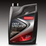 Champion OEM SPECIFIC 0W-20 LS-FE certificado pela Opel