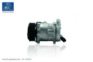 DT Spare Parts destaca compressor ar condicionado