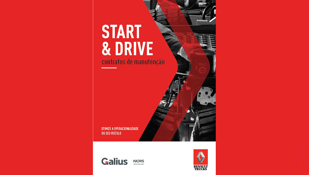 Galius lança pack contratos de manutenção – Start & Drive