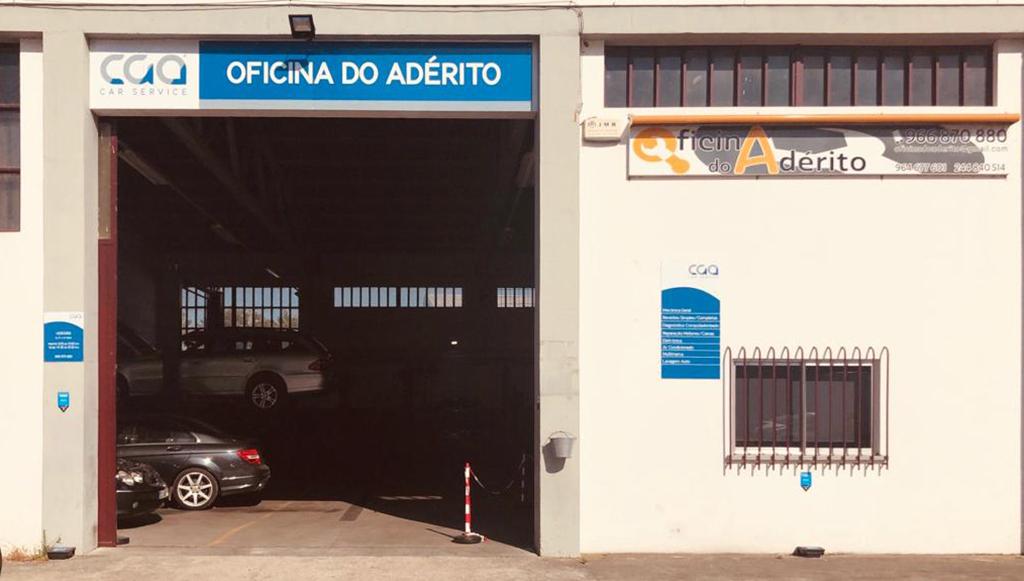 Oficina do Adérito adere à CGA Car Service