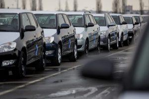 Vendas automóveis com queda 16,9% em julho