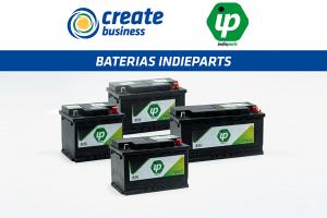 Create reforça gama de baterias com INDIEPARTS