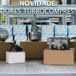 Auto Recto adiciona Atuadores Turbocompressores ao portfólio