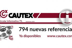 Cautex aumenta portfólio com 794 referências