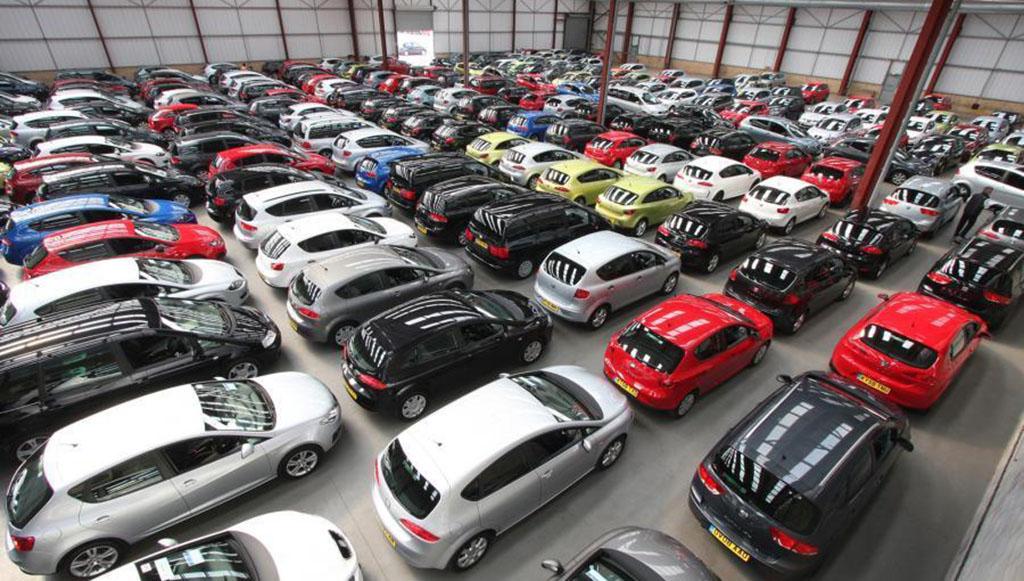 Mercado Automóvel continua em queda