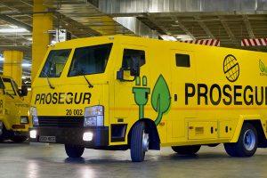 Prosegur Cash investe em carros blindados mais sustentáveis