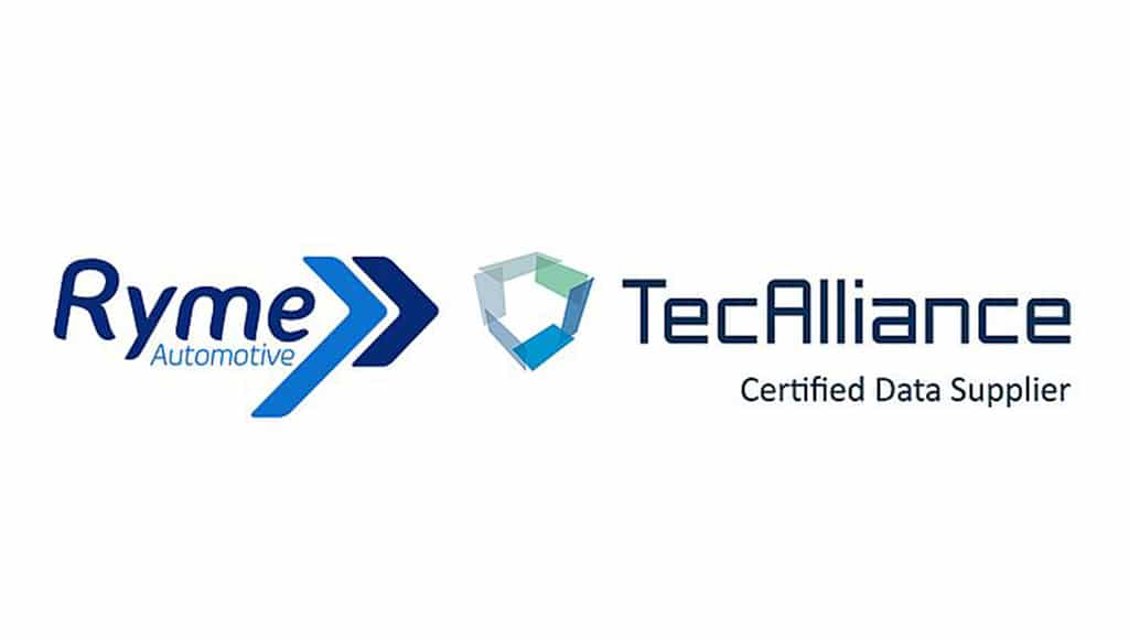Ryme consolida-se como fornecedor de dados TecDoc