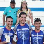 Servidiesel apoia o sonho de 3 jovens ciclistas