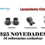 Metalcaucho apresenta 325 novas referências em outubro