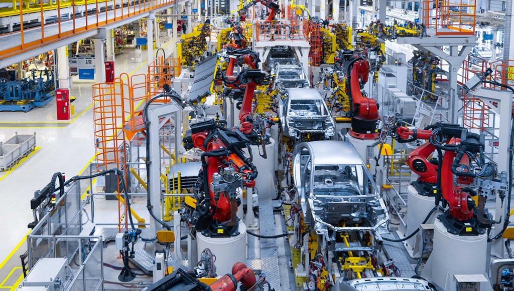 10 - Produção-Automóvel