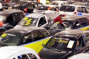 Taxa de crescimento de carros usados está a abrandar