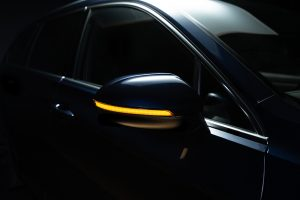 VW com novos piscas LED da Osram