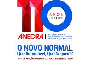 31ª Convenção ANECRA realiza-se 9 a 11 dezembro