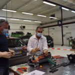 ContiService fornece formação técnica de veículos elétricos e híbridos