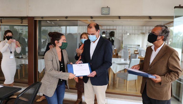 DPAI/ACAP entrega diplomas a finalistas Programa Gestão