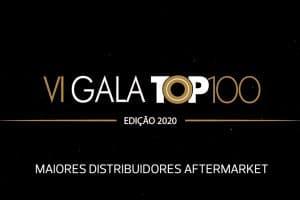 VI Gala TOP 100 em direto, hoje às 21H00
