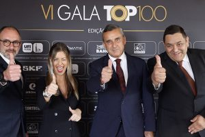 VI Gala TOP 100 – Êxito total!