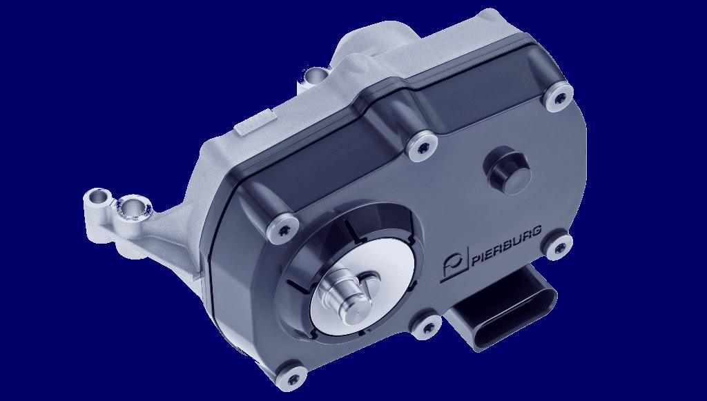 Pierburg tem nova família de atuadores elétricos para turbocompressores