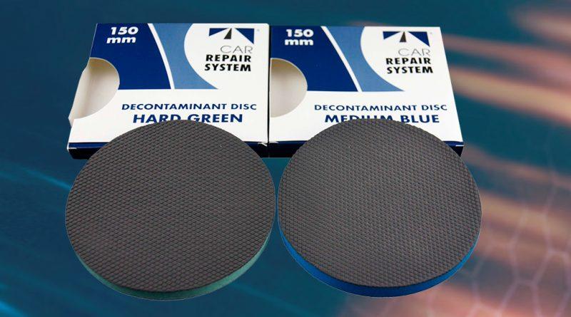 09 - Car-Repair-System-apresenta-discos-de-descontaminacao