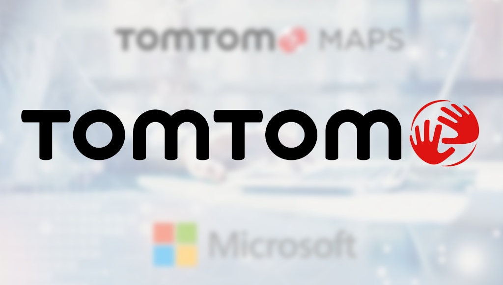 TomTom integra Connected Vehicle Platform da Microsoft