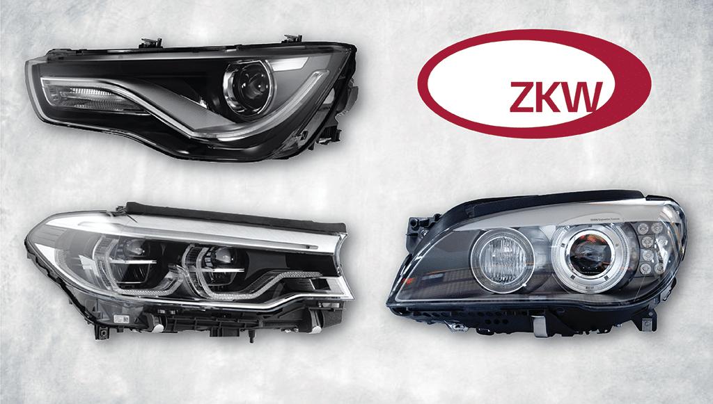 Auto Barros promove campanha de artigos de iluminação ZKW