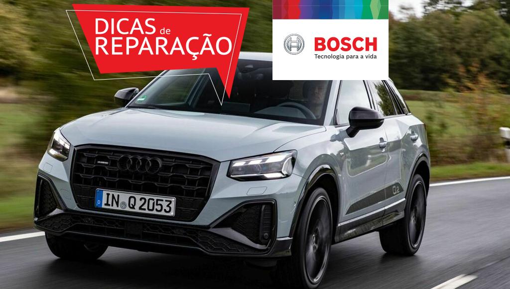 dicasBosch - Audi-Q2