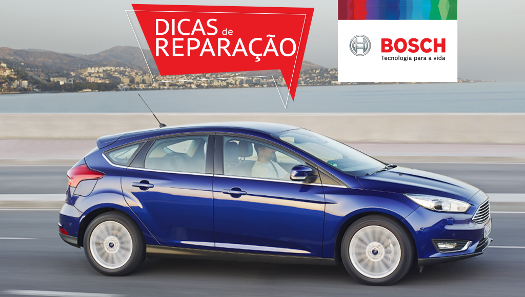 Ford Focus 1.0 EcoBoost 2012-2014