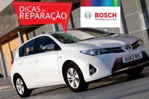 Toyota Auris 1.8 híbrido 2013 até hoje