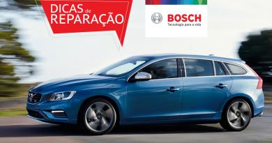 dicasBosch - Volvo-V60